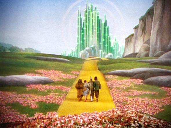 Chasing Oz
